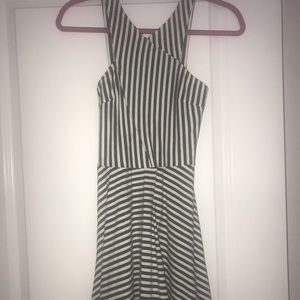 Stripped dress